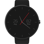 Clean Android Watch Face FWF