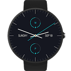 Distinct Analog Watch Face FWF