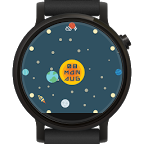 Cosmo Space Watch Face