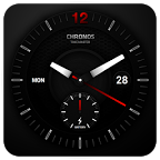 Chronos Time Master Watch Face