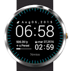 Newton: Interstellar WatchFace